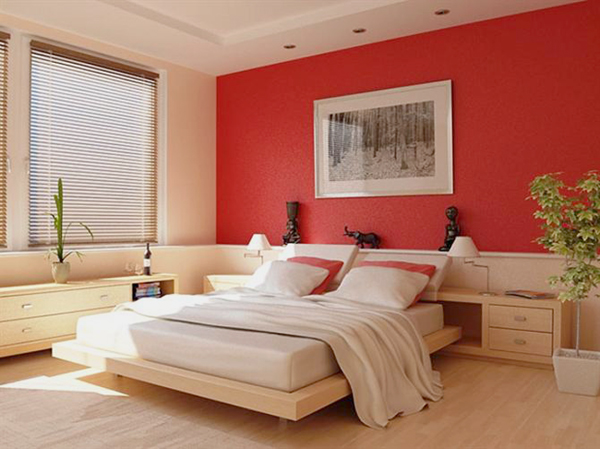Tranh phòng ngủ theo phong thuỷ