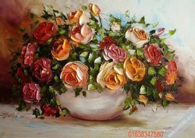 Tranh tinh vat hoa dep nhat
