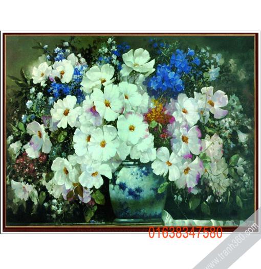 Tinh vat hoa 13