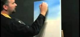 Video hướng dẫn cách vẽ tranh sơn dầu