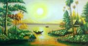 Tranh phong cảnh đẹp