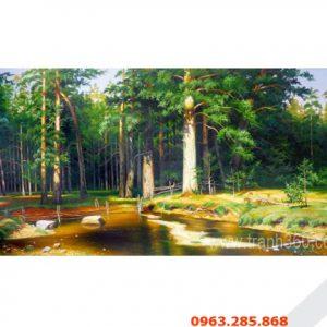 Phong canh rung bach duong