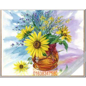Tranh tinh vat hoa 16