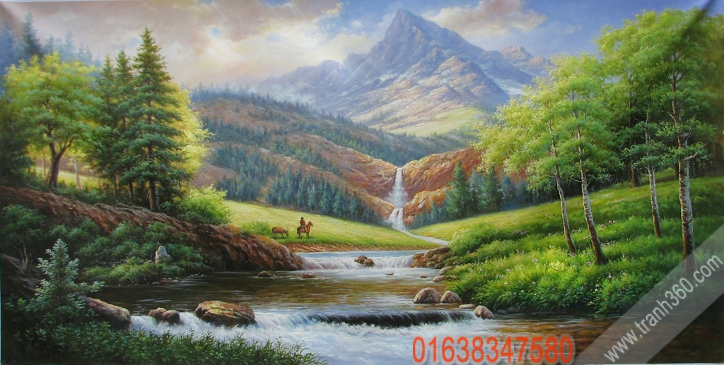 Tranh phong cảnh 22