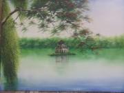 Tranh phong cảnh sơn dầu có nhiều mẫu đẹp và kích thước đa dạng tại Thế Giới Tranh 360. Hãy chọn một bức tranh phong cảnh ưng ý để treo trang trí nhà, tranh treo cầu thang, trang trí phòng khách, phòng họp…